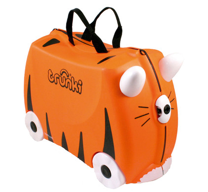Trunki Ride-On Tiger Tipu