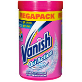 Vanish Oxi Action Crystal Color 1,5 kg