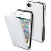Muvit Slim Case iPhone 4 / 4S Wit