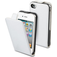 Muvit Slim Case iPhone 4 / 4S Wit