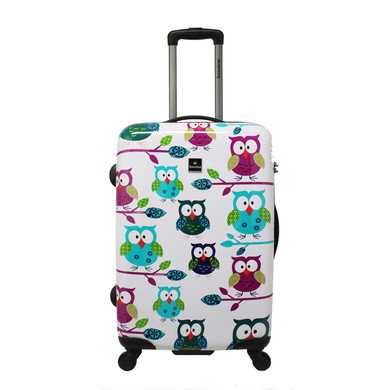 Saxoline Owls 4 Wheel Trolley Owls 60 cm