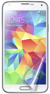 Muvit Screenprotector Glossy Samsung Galaxy S5 Mini