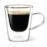 Luigi Bormioli Dubbelwandig Glas Espresso 12 cl (2 stuks)