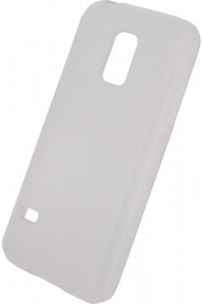 Xccess TPU Case Samsung Galaxy S5 Mini Transparant Wit