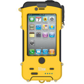 Snow Lizard SLXtreme 4 iPhone 4 / 4S Safety Yellow