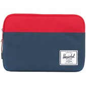 Herschel Anchor Sleeve MacBook Air 11'' Blauw/Rood