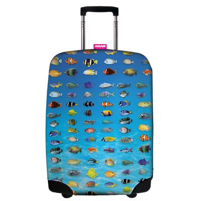 SUITSUIT Suitcase Cover Aquarium