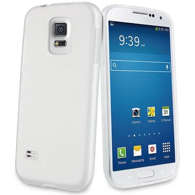 Muvit Minigel Case Samsung Galaxy S5 Mini Transparant