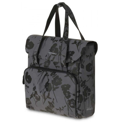 Basil Elegance Shopper Moonstone Grey