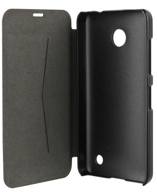 Xqisit Folio Case Rana Nokia Lumia 630 / 635 Zwart
