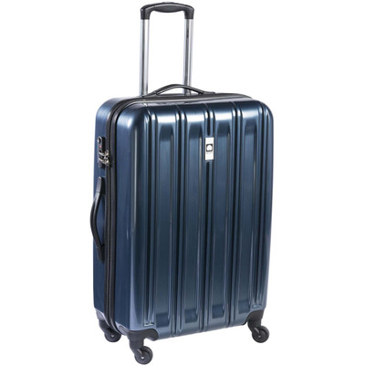 Image of Delsey Air Longitude 4 Wheel Trolley Case 69 cm Blue