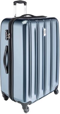 Delsey Air Longitude 4 Wheel Trolley Case 75 cm Blue