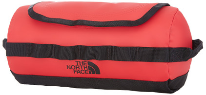 The North Face Base Camp Travel Canister S TNF Red/TNF Black