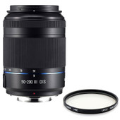 Samsung 50-200mm OIS III + UV-filter