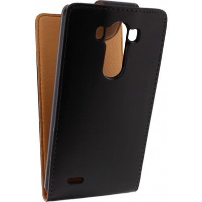 Xccess Leather Flip Case LG G3 Black