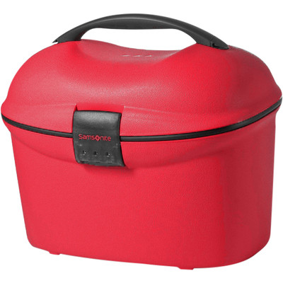 Image of Samsonite Cabin Collection Beautycase Crimson Red