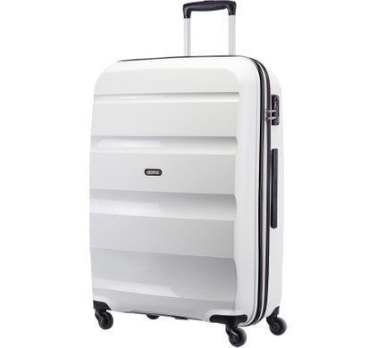 American Tourister Bon Air Spinner White 4-wieltjes - L