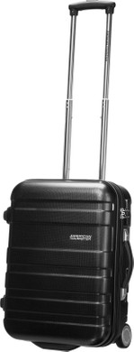 American Tourister Pasadena Upright 50 cm Black/Gold