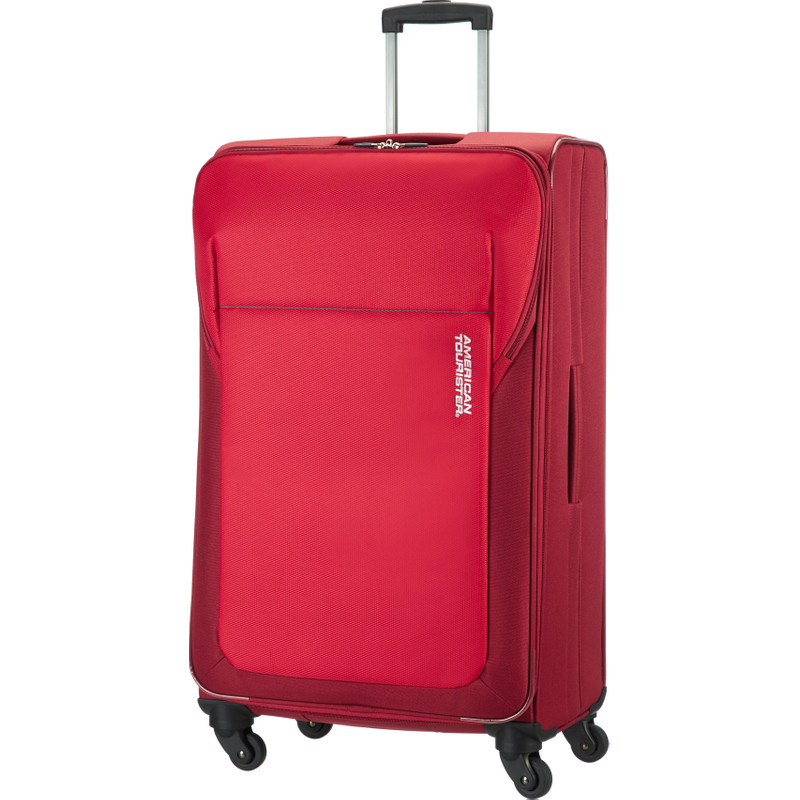 American Tourister San Francisco Spinner Red 4-wieltjes - L