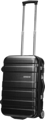 American Tourister Pasadena Upright 55 cm Black/Gold