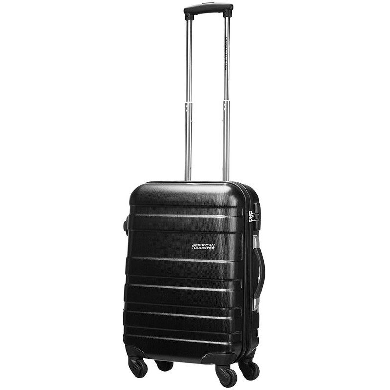 American Tourister Pasadena Spinner 55 Black-Gold