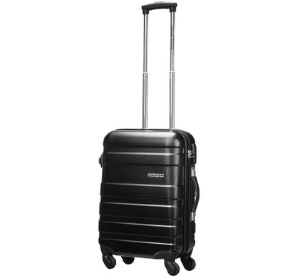 American Tourister Pasadena Spinner S Black/Gold