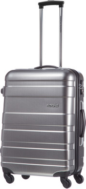 American Tourister Pasadena Spinner M Black/Silver