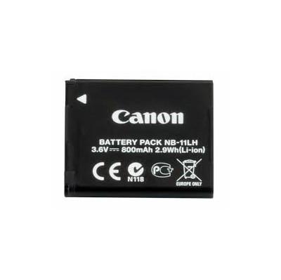 Image of Canon Camera-accu Vervangt originele accu NB-11LH 3.6 V 800 mAh