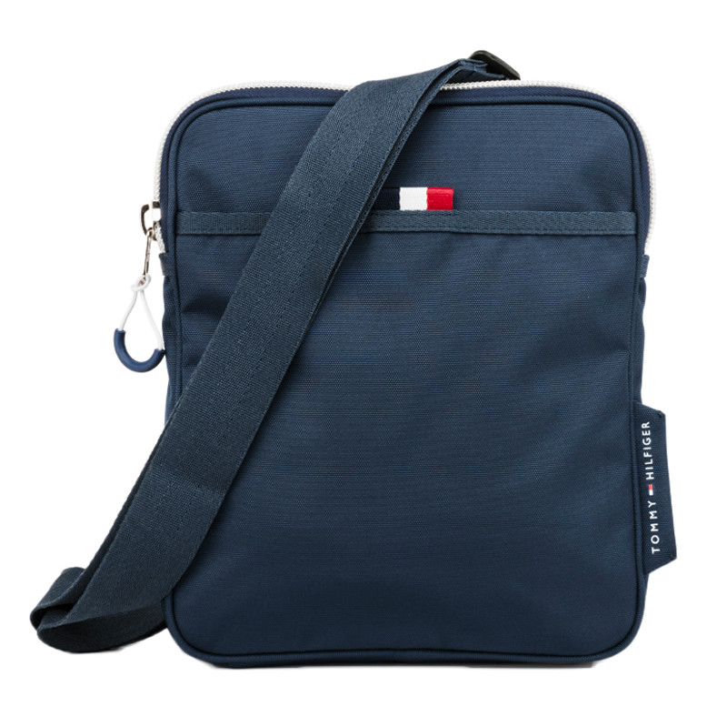 Tommy Hilfiger Newport Flat Cross Body Blue