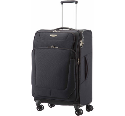 Samsonite Spark Expandable Spinner 67 cm Black