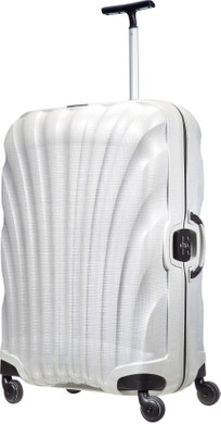 Samsonite Lite-Locked Spinner 75 cm Off White