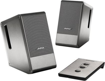 Bose Computer MusicMonitor zilver