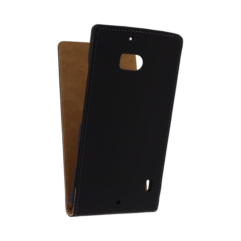 Mobilize Ultra Slim Flip Case Nokia Lumia 930 Black