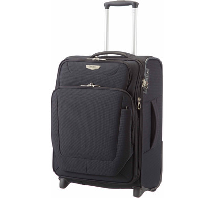 Samsonite Spark Upright Expandable 55 cm Black