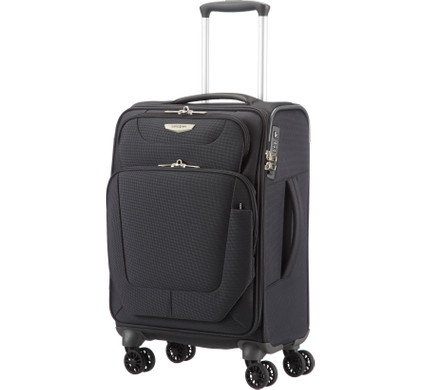 Samsonite Spark Spinner 55/35 cm Black