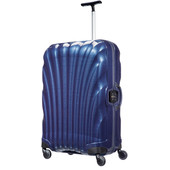 Samsonite Lite-Locked Spinner 75 cm Navy Blue