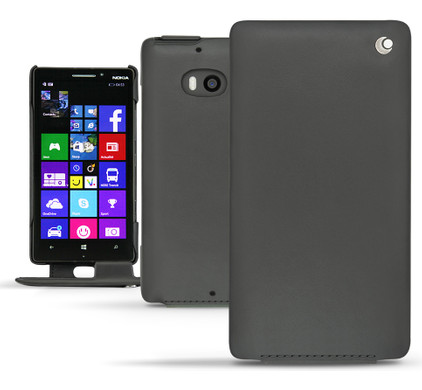 Noreve Tradition Leather Case Nokia Lumia 930 Zwart