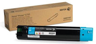 Xerox 6700 Toner Cyaan XL 106R01507