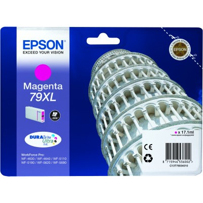 Epson 79 XL Cartridge Magenta