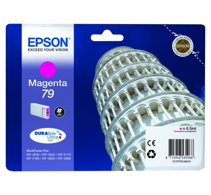 Epson 79 Cartridge Magenta C13T79134010