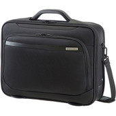 Samsonite Vectura Plus Schoudertas 17,3'' Zwart