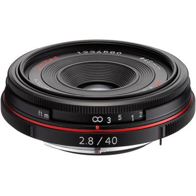 Pentax DA 40mm f/2.8 HD Limited Lens