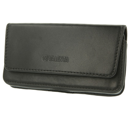 Valenta Leather Case Arezzo Black 4XL