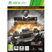World of Tanks: Combat Ready Starter Pack Xbox 360