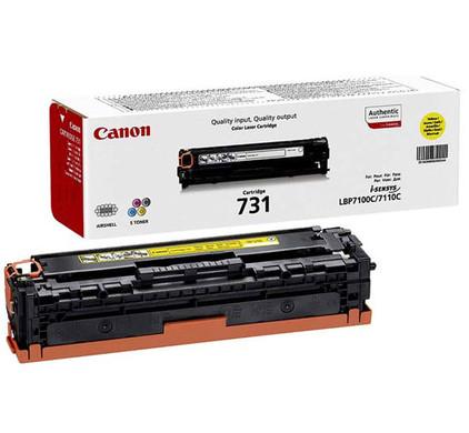 Canon 731Y Toner Geel