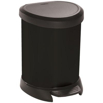 Curver Decobin 5 Liter Zwart