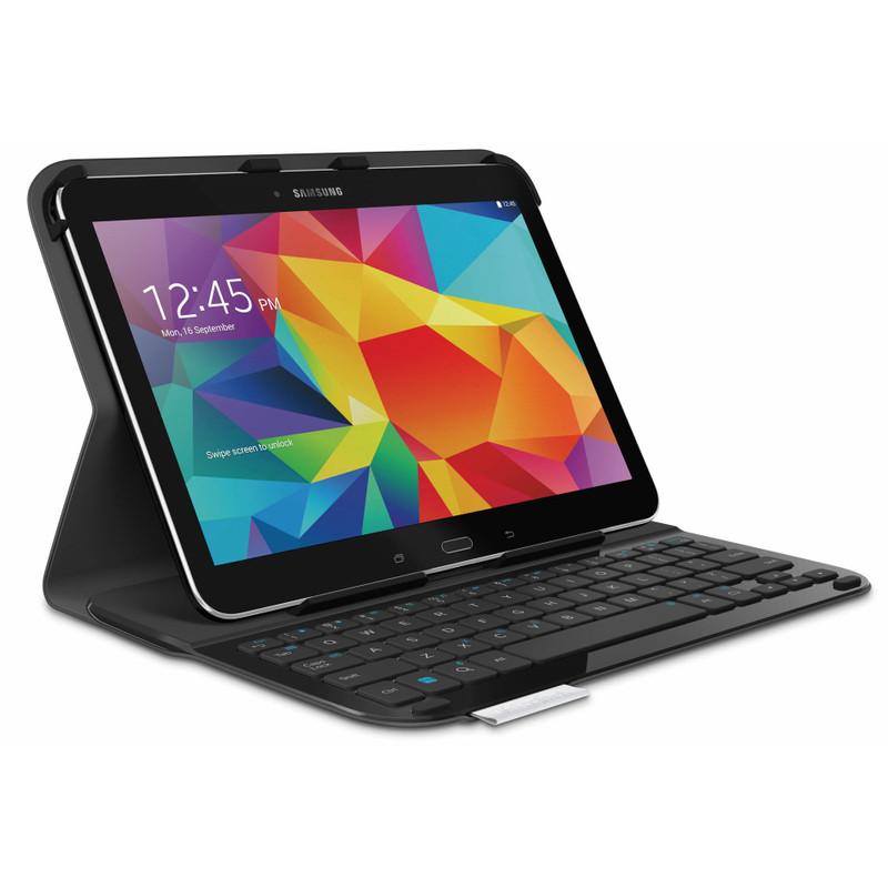 Logitech Ultrathin Keyboard Samsung Galaxy Tab 4 10.1 Qwerty