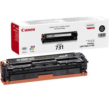 Canon 731BK Toner Zwart (6272B002)