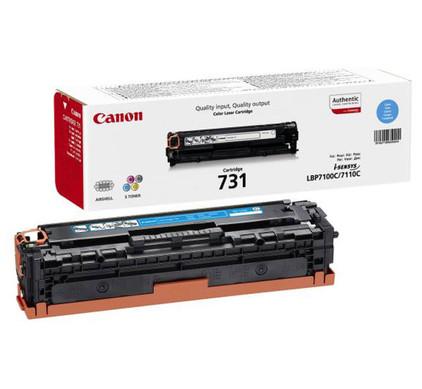 Canon 731C Toner Cyaan (6271B002)