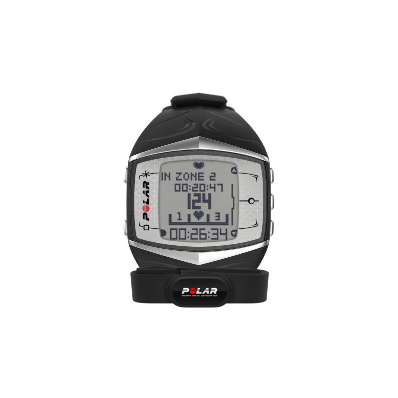 Polar Ft60 Dames - Zwart